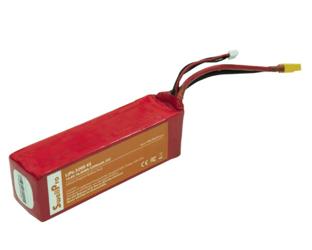 SwellPro Battery LiPo 4S 16.8V 5200mAh - bateria do SplashDrone 3